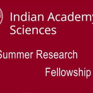 Three BSc Students Selected for Summer Research Fellowship